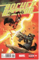 Rocket Raccoon 4