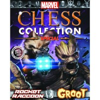 Marvel Chess Collection Magazin + Figur Special 2: Rocket...