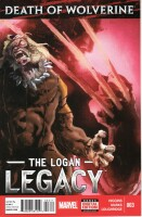Death of Wolverine The Logan Legacy 3