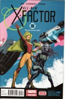 All New X-Factor 10