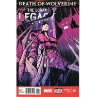 Death of Wolverine The Logan Legacy 4