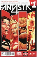 Fantastic Four 1 (Vol. 5)