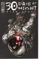 30 Days of Night Dead Space 1 Retailer Incentive