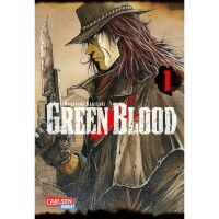 Green Blood 1 (Masasumi Kakizaki)