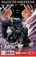 Death of Wolverine The Logan Legacy 5