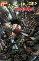 Army of Darkness 1 (Vol.1) Cover D