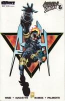 Ash Cinder & Smoke 6 Cover A