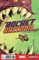 Rocket Raccoon 6