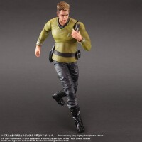 Star Trek Play Arts Kai Actionfigur Captain Kirk (Chris...