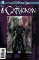 Futures End : Catwoman 1 One Shot 3D Motion Cover