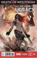 Death of Wolverine The Logan Legacy 6