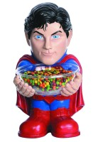 Superman Candy Holder Süßigkeiten-Butler:...