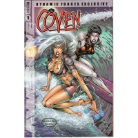 Coven 1 Cover E (Vol.2) Dynamic Forces Exclusive