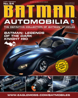 DC Batman Automobilia Collection Magazin + Modell 54:...