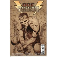 Doc Frankenstein 3 Cover B