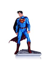 Superman Resin-Statue - Superman (Man of Steel) by John...