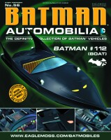 DC Batman Automobilia Collection Magazin + Modell 56:...