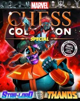 Marvel Chess Collection Magazin + Figur Special 3:...