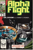 Alpha Flight (Vol. 1) Heft 91