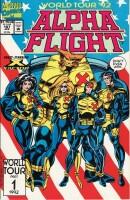 Alpha Flight 107 (Vol. 1)