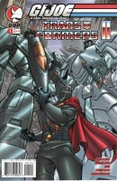 G.I. Joe vs. Transformers II 1 Cover B