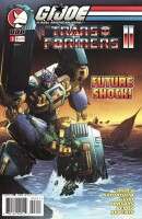 G.I. Joe vs. Transformers II 3 Cover A