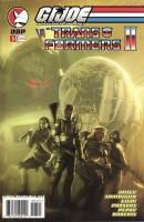 G.I. Joe vs. Transformers II 3 Cover B