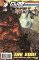 G.I. Joe vs. Transformers II 4 Cover B