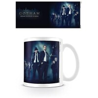 Gotham TV Serie Keramiktasse - Group (300 ml)