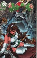 Judo Girl 3 Cover A