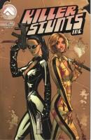 Killer Stunts Inc 4 Cover B