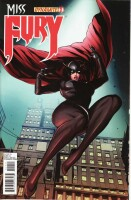 Miss Fury 1 Cover D
