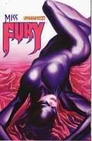 Miss Fury 1 Cover E