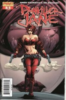 Painkiller Jane 3 Cover A (Vol.1)