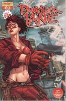 Painkiller Jane 0 Cover B (Vol.2)