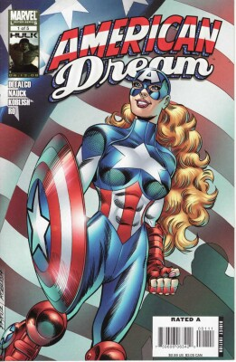 American Dream 1 X Comics Gmbh