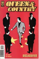 Queen & Country Declassified 3 Cover B