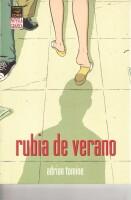 Rubia de Verano ( Summer Blonde ) Spanish Edition