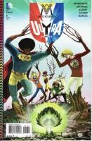 Multiversity Ultra Comics 1 Incentive Duncan Rouleau Variant