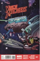 Young Avengers (Vol. 2) Heft  7