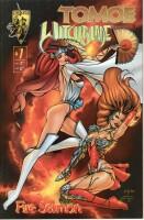 Tomoe Witchblade Fire Sermon 1