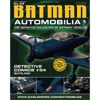 DC Batman Automobilia Collection Magazin + Modell 59:...