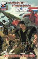 Transformers G.I. Joe Divided Front 1 Cover D