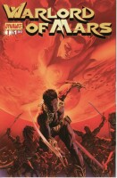 Warlord of Mars 1 Cover D