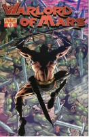 Warlord of Mars 4 Cover D