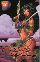 Warlord of Mars Dejah Thoris 1 Cover B