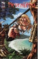 Grimm Fairy Tales presents Neverland 3