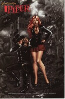 Grimm Fairy Tales The Piper 1 New Dimension Comics Exclusive