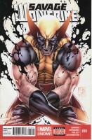 Savage Wolverine 19