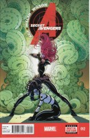 Secret Avengers 12 (Vol. 3)